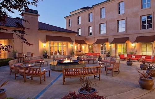 Hyatt Vineyard Creek Hotel & Spa - California romantic getaways