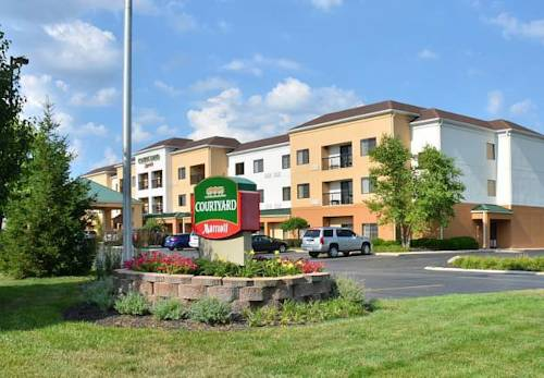 Courtyard indianapolis south indianapolis indiana for Marriott hotels near indianapolis motor speedway