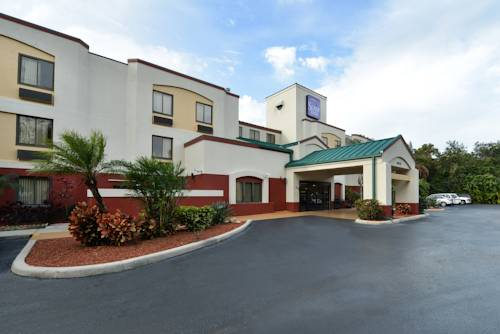 sleep inn sarasota sarasota florida hotel motel lodging