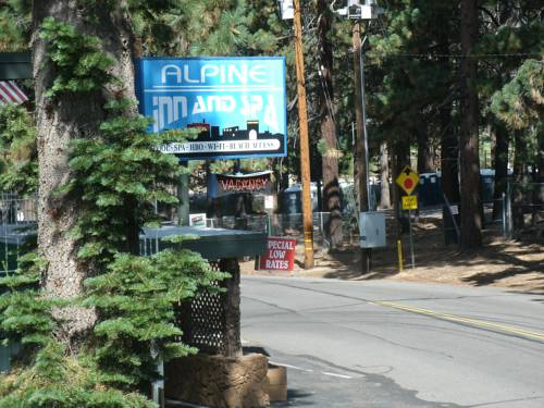 Located in South Lake Tahoe is the Alpine Inn And Spa