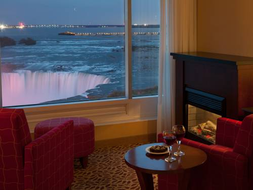 Marriott Niagara Falls Fallsview - Ontario romantic getaways