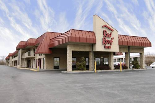 red roof inn winchester va winchester virginia hotel. Black Bedroom Furniture Sets. Home Design Ideas