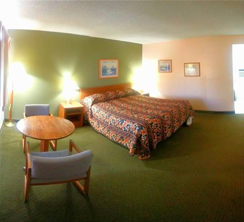 Located in Bishop is the Mountain View Motel