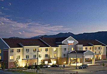 Fairfield Inn Amp Suites Colorado Springs North Air Force