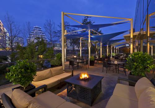 Hyatt Regency Austin - Texas romantic getaways