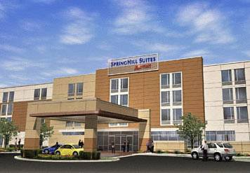 Springhill Suites By Marriott Ewing Princeton South