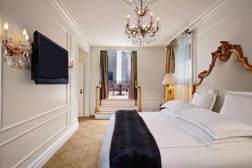 The Plaza - New York romantic getaways