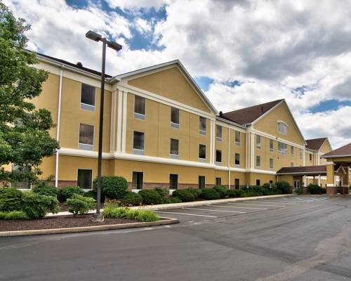 comfort suites scranton scranton pennsylvania hotel. Black Bedroom Furniture Sets. Home Design Ideas