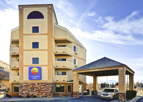 comfort inn university missoula montana hotel motel. Black Bedroom Furniture Sets. Home Design Ideas