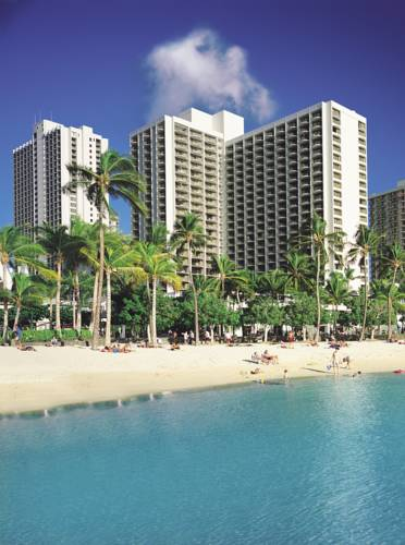 Waikiki Beach Marriott Resort & Spa - Hawaii romantic getaways