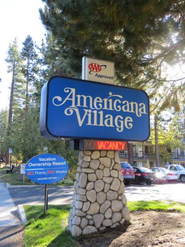 Located in South Lake Tahoe is the Americana Village Suites
