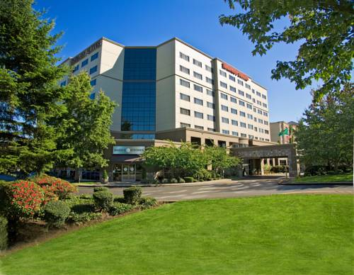 Hotels Near UW Medicine-Valley Medical Center-Emergency in Renton, WA