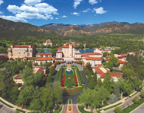 The Broadmoor - Colorado romantic getaways