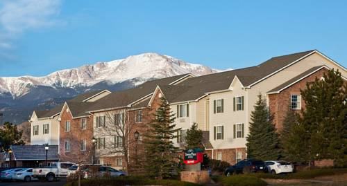 Towneplace Suites Colorado Springs Garden Of The Gods