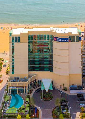 Hilton Garden Inn Virginia Beach Oceanfront Virginia Beach Virginia Hotel Motel Lodging