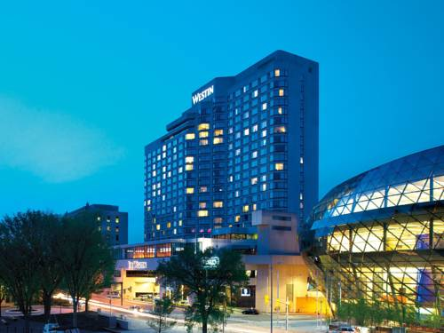 The Westin Ottawa - Ontario romantic getaways