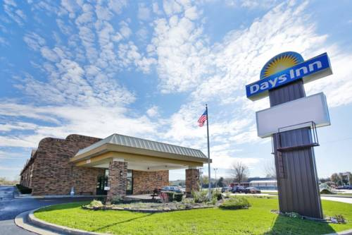 Days Inn By Wyndham Anderson In Anderson Indiana In