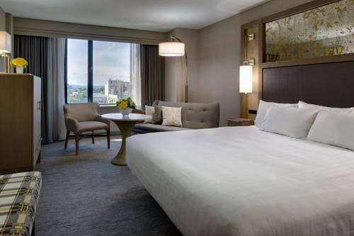 Hyatt Regency Boston Financial District - Massachusetts romantic getaways