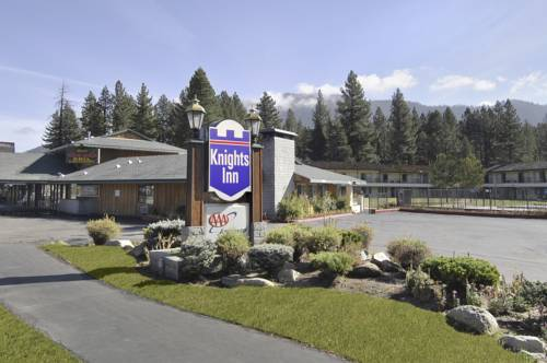 Located in South Lake Tahoe is the Knights Inn South Lake Tahoe