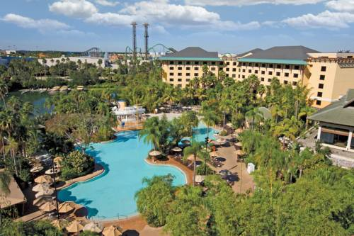 Loews Royal Pacific Resort at Universal Orlando Resort - Florida romantic getaways