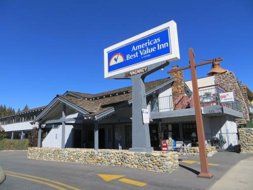 Located in Tahoe City is the Americas Best Value Inn