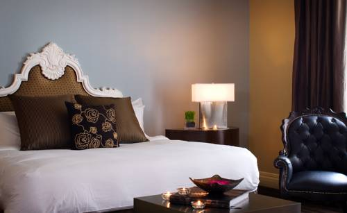 Alexis Hotel - Washington romantic getaways