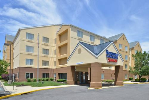 Fairfield Inn  U0026 Suites Mt  Laurel - Mount Laurel  New Jersey