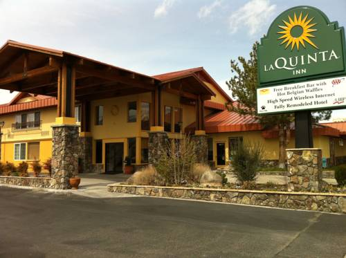 Located in Bishop is the La Quinta Inn Bishop - Mammoth Lakes