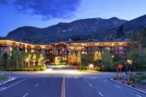 Located in Mammoth Lakes is the Juniper Springs Resort