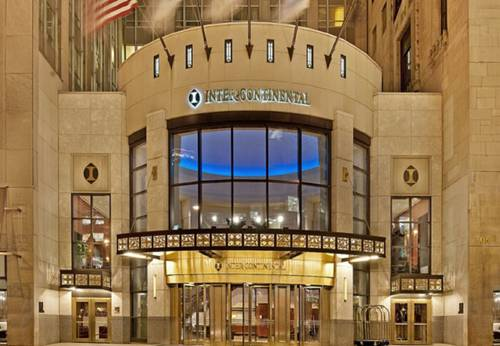 Hotel InterContinental Chicago - Illinois romantic getaways