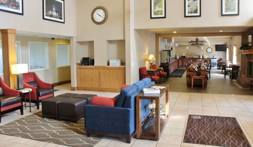 Comfort Inn Suites St Louis Chesterfield
