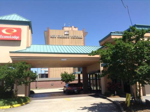 Econo Lodge New Orleans Near Superdome New Orleans