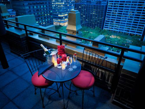 Bryant Park Hotel - New York romantic getaways