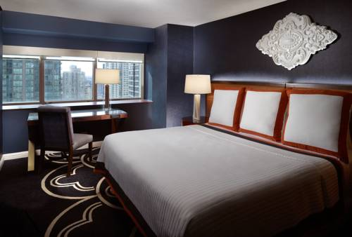 Omni Chicago Hotel - Illinois romantic getaways