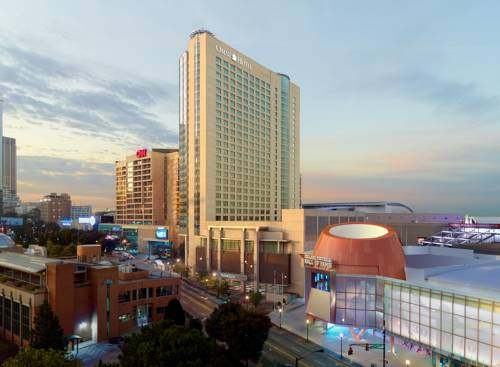 Omni Hotel At Cnn Center - Georgia romantic getaways