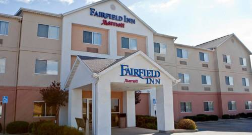 Fairfield inn suites lima lima ohio oh for Ford motor company lima ohio