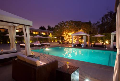 Hour Spa Lodging Los Angeles