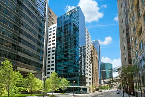Hyatt Place Chicago/Downtown-The Loop - Chicago, Illinois - Hotel, Motel, Lodging