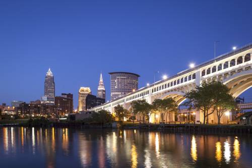 Motels Downtown Cleveland Ohio
