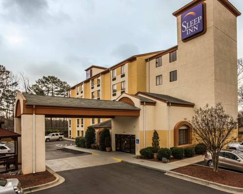 Sleep inn northlake charlotte north carolina hotel for Motels close to charlotte motor speedway