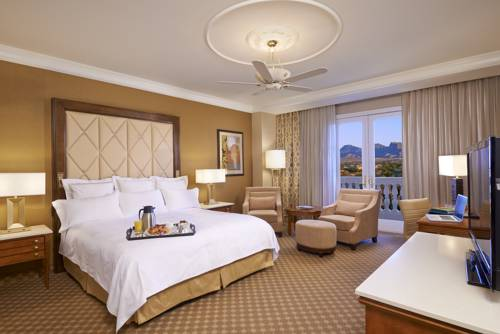 JW Marriott Las Vegas Resort - Nevada romantic getaways