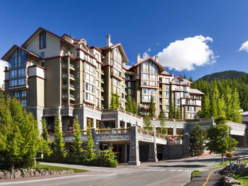 The Westin Resort And Spa, Whistler - British Columbia romantic getaways