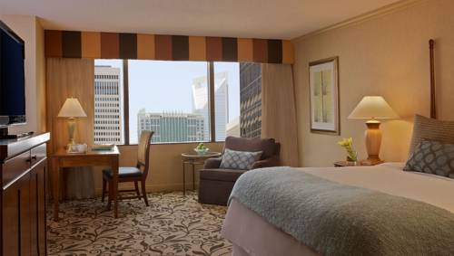 Omni Charlotte Hotel - North Carolina romantic getaways