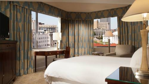 Omni Richmond Hotel - Virginia romantic getaways