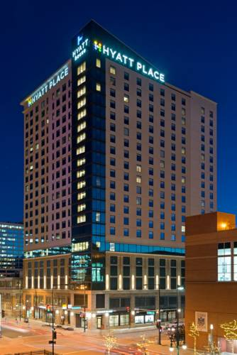 Hyatt Place Denver Downtown Denver Colorado Hotel