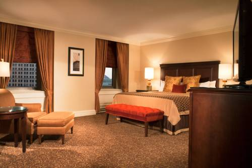 Omni William Penn Hotel - Pennsylvania romantic getaways