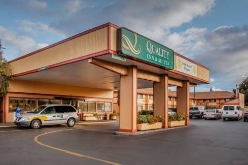Quality Inn And Suites Airport Medford Oregon Hotel Motel Lodging