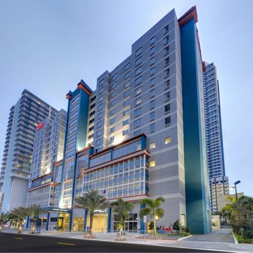 Hampton Inn Suites Miami Brickell Downtown Fl Miami