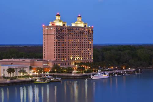 The Westin Savannah Harbor Resort And Spa - Georgia romantic getaways