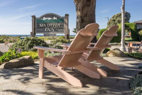 Sea Otter Inn - California romantic getaways